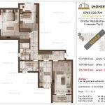 Apartamente de vanzare Dristor Residential 2 -3 camere tip E