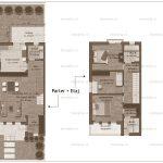 Pallady Twin Villas - Casa 1 oferta Iunie 2018-v
