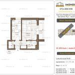 Apartamente de vanzare Top Class Residence 5 -Corp2 - garsoniera tip 2
