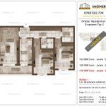 Apartamente de vanzare Dristor Residential 2 -3 camere tip C