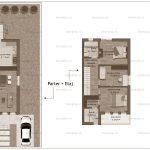 Pallady Twin Villas - Casa 2 137-v