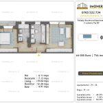 Apartamente de vanzare Pallady Boulevard Apartments -2 camere tip B3'