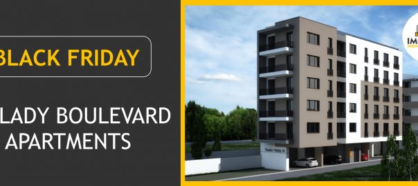 Oferta Black Friday Pallady Boulevard Apartments