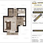 Apartamente de vanzare Vitan Apartments -Garsoniera tip A1