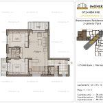 Apartamente de vanzare Brancoveanu Residence 12 -3 camere tip A_v