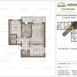 Apartamente de vanzare Brancoveanu Residence 12 -3 camere tip B_v