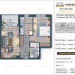Apartamente de vanzare Burnitei Residential 4 -2 camere tip C22-C30