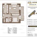 Apartamente de vanzare Pallady Boulevard Apartments -2 camere tip A1-v