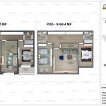 Apartamente de vanzare Dristor Residential 2 -Duplex tip D