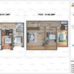 Apartamente de vanzare Dristor Residential 2 -Duplex tip F