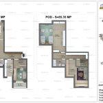 Apartamente de vanzare Dristor Residential 2 -Duplex tip H