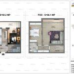 Apartamente de vanzare Dristor Residential 2 -Duplex tip I